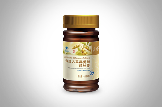 磷脂大豆异黄酮软胶囊