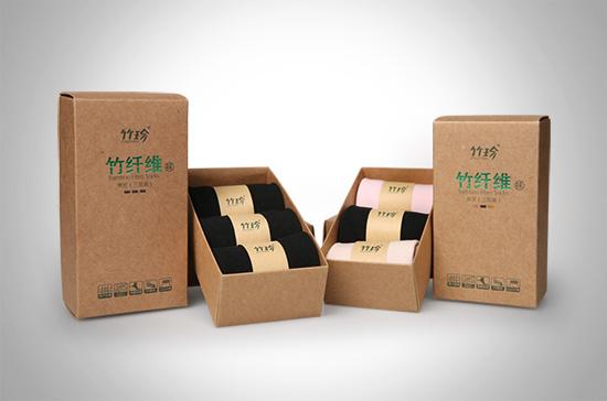 竹珍®竹纤维袜