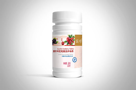 蔓越莓压片糖果