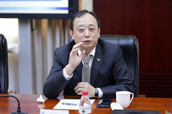 中国节能环保集团工会主席朱珉一行到公