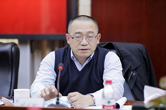 中国节能环保集团副总经理刘大军一行到